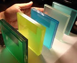 Laminated Glass Samples